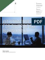 Exosite Whitepaper-iot Strategies for Diversified Businesses
