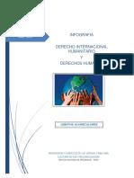 inforgrafia derechos humanos y derechos internacionales