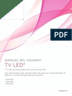TV LG MODELO 22MT45D