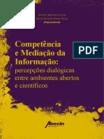 E-Book Competencia e Mediacao Da Informacao