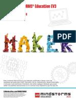 Lme-ev3 Maker 1.0 Pt-br