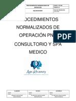 PROCEDIMIENTONORMALIZADOS DE OPERACIÓN DR. GREGORIO PNO 2