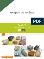 CienTic5- C1(2) Características e Grupos de Rochas