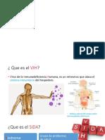 Virus de la inmunodeficiencia humana