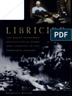 Rebecca Knuth - Libricide Destruction Of Books 20 Centuary(2003).pdf