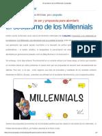 El Socialismo de Los Millennials _ Lampadia