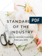 Standards of the Industry v1.1