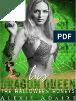 05 His Dragon Queen - Alexis Adaire