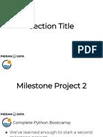 07-Milestone Project 2