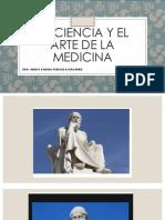 La Ciencia y El Arte de La Medicina