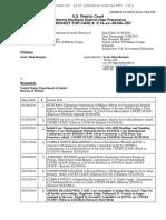DOCKET REPORT Bennett v Bureau of Prisons, CAND San Fran 14-cv-440 (Filed 29 Jan 2014)