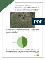 Características Sociales y Generales de La Región de Gto.