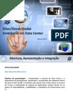 Ambiencia Em Datacenter