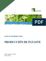 Manual de Chayote USid