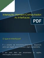 Material 1 - Interação Humano-computador