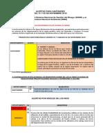 Alertas Para Santander 01 y 02 de Noviembre 2019 - Copia