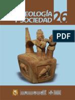Arqueología y Sociedad 26.
