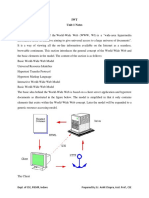 IWT Unit-1 Notes