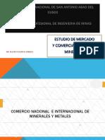 Comercio Internacional de Metales