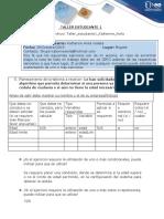 Documento Analisis Algoritmos