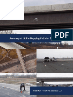Whitepaper - Accuracy of Unmanned Aerial Systems in Mapping Collision Scenes