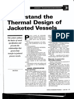 Understand the Thermal Design of Jacketed Vessels - Garvin June 1999