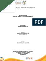 Unidad 1 - Etapa 2 - Vigilancia y Variables Epidemiológicas