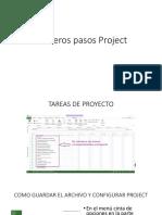 Primeros Pasos Project