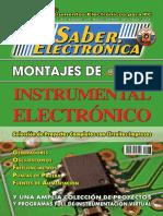 Montajes de Instrumental Electronico