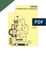 Prueba e Inspeccion de Motores