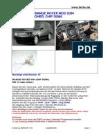 Landrover Range Rover 2004