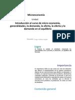 U1_Introducción Al Curso de Microeconomía
