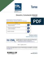 Educacion y Comunicacion Ambiental