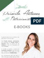eBook Priantunes - Adocantes