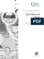 Operational Risk Ed20