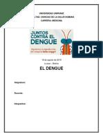 Trabajo Del Dengue Pps