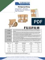 Flyer D Fuji Filme