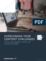 Overcoming Content Challenges