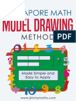 Singapore Math Model Drawing eBook