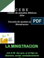 CENTRO DE ESTUDIOS BÍBLICOS ELIM
