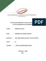 Diferencias Entre Asfixias . Med.leg.IX
