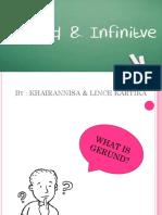 Ppt Gerund and Infinitive