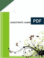 Apostila Assistente Administrativo