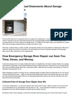 275656What Does Garage Door Opener Installation Mean?
