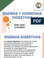 Informacion Enzimas y Hormonas Digestivas