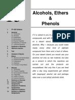 Alcohol Ether Phenol