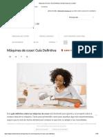 Máquinas de Coser_ Guía Definitiva _ MundoCosturas.es _ 2019