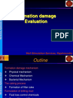 Formation Damage