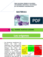 2. Bacterias Caracteristicas