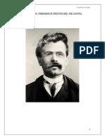 Artículos Nietzsche